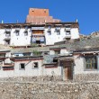 Tibet, Gyfndze, monastery Pelkor Chode. — Stock Photo