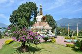 Nepal, Kathmandu, Kapan monastery — Stock Photo