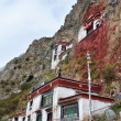 Tibet, monastery Drag Verpa near Lhasa. — Photo