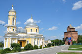 Russia, the Church of St. John the theologian in Kolomna — Stock Photo
