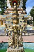 Nepal, Kathmandu, Kapan monastery — Zdjęcie stockowe