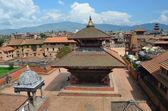 ネパール、バクタプル、ダルバール広場 — ストック写真