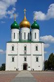 Uspensky Cathedral in the Kremlin in Kolomna, Moscow region — Stock Photo