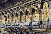 Nepal, Patan, Golden Temple-temple of Hiranya Varna Mahaviharin Kwa Bahal monastery — Stock Photo