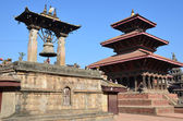 Nepal, Patan, Durbar square — Stock Photo