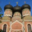 Holy Virgin church in Izmaylovo, Moscow — Stock Photo