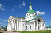 The Church of Saint Dmitriy Rostovsky in Spaso-Yakovlevsky monastery, Rostov — Stock Photo