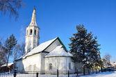 Suzdal, Skorbyaschenskaya church, 1787 year, Golden ring of Russia — Stock Photo