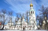 Rusia, el kremlin en vologda — Foto de Stock