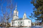 Vologda, Russia,the Church of St. Varlaam Hutynsky — Stock Photo