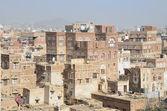 йемен, сана, старый город — Стоковое фото