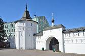 Svyato-Danilov monastery in Moscow — Stock Photo