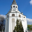 Raspyatskaya Church-Bell Tower in Aleksandrovskaya Sloboda, Vladimir region, Golden ring of Russia — Stock Photo