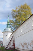 Defensive Tower of Aleksandrovskaya Sloboda (Alexandrovsky Kremlin) — 图库照片