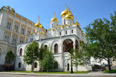 Moscow, Blagoveschensky cathedral in the Kremlin — Stock Photo