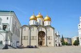 莫斯科,尼古拉斯大教堂克里姆林宫 — 图库照片