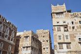 Jemen, Sanaa, gamla stan — Stockfoto