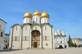 Moscow kremlin, Uspensky Cathedral — Stock Photo