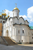 Church of the deposition of the robe in the Moscow Kremlin — Stok fotoğraf