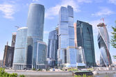 """International Business Centre """"Moscow-City"""" — Foto Stock"""