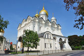 Moscow kremlin, Arhangelsky Cathedral — Stock Photo
