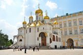 Moscow kremlin, Blagoveschensky Cathedral — Stock Photo