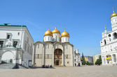Moscow kremlin, Uspensky Cathedral — Stockfoto