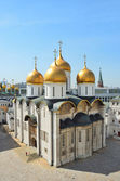Moscow kremlin, Uspensky Cathedral — Photo