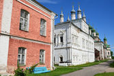 Goritsky monastery in Pereslavl-Zalessky, Russia — Stock Photo