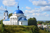 Sretenskaya Church in Pereslavl Zalessky — Stock Photo