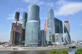 """International Business Centre """"Moscow-City"""" — Stock Photo"""