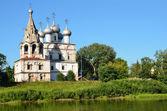 The Church of John Chrysostom in Vologda — Stock Photo