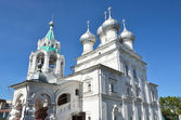 Vologda, Church of saints Kiril and Elena — 图库照片
