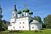 Vologda, the Church of the Dormition of the mother of God in  Horne-Uspensky monastery — Stock Photo