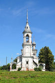 Church of the presentation of the God in Vologda, 1731-1735 years — Stock Photo