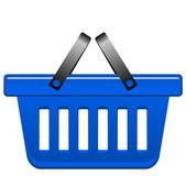Vector illustration of shopping-cart — Stock Vector