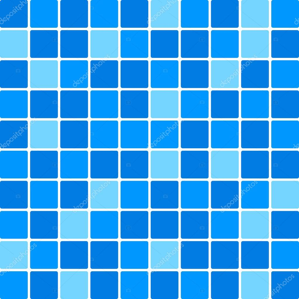 Pin blue tiles swimming pool water reflection texture for Azulejo azul