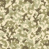Vector camouflage pattern — Stock Vector