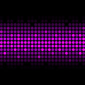 Vector abstract purple lights — Stock Vector