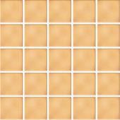 Vector beige ceramic tiles — Stock Vector