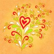 Royalty-Free Stock Vector Image: Bouquet of love.