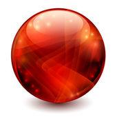 Magic ball — Stock Vector