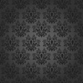 Elegant dark seamless — Stock Vector