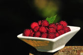 Japanese Wineberry — Stock Photo