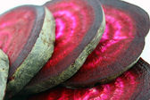 Beetroot sliced — Stock Photo