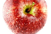 Fresh red apple — Stock Photo