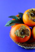 Persimmon fruit — Stockfoto