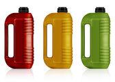 Plastic gallon — Stock Photo