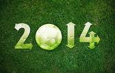 Happy New sport year — Stock Photo