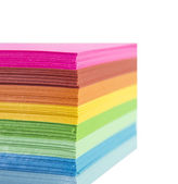 Colourful Paper — Stock Photo
